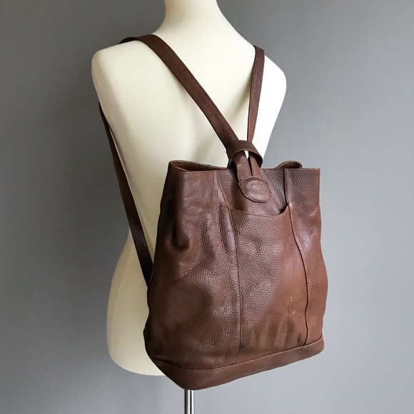 01d50c50add4b Orvis • convertible leather backpack. M_5a45862cf9e501ce800ebd2b. Other Bags  ...